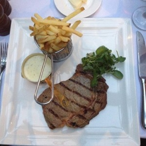 River Grille - Ribeye