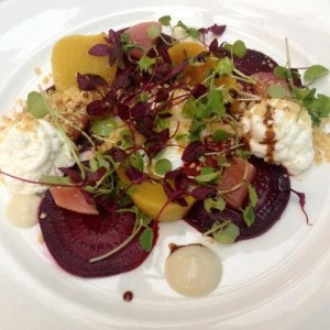 River Grille - Roasted Beetroot Salad