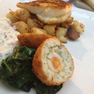 River Grille - Turbot