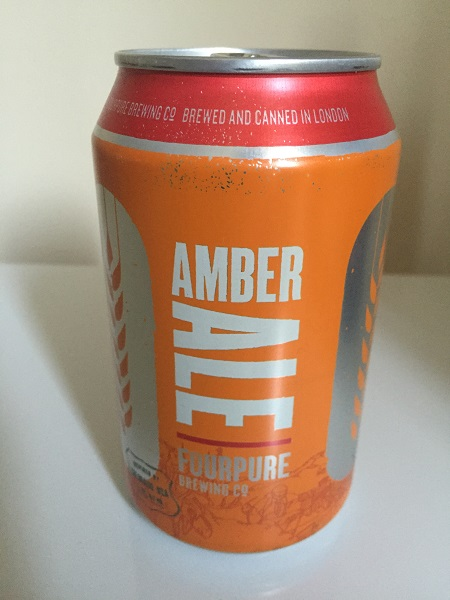 Flavourly Craft Beer Box - Fourpure Amber Ale