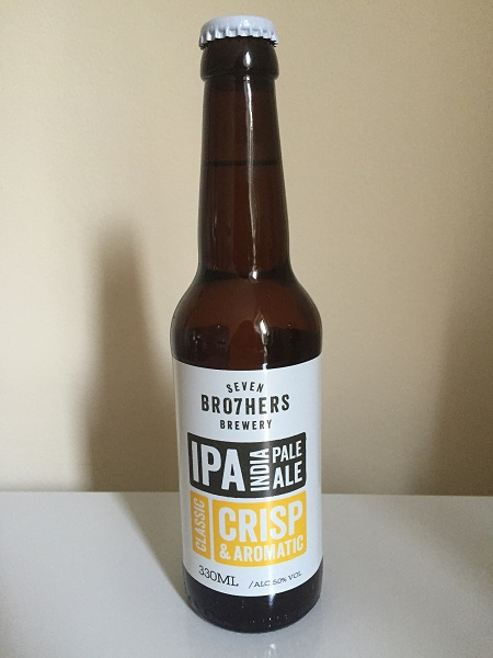 Flavourly Craft Beer Box - Seven Brothers IPA