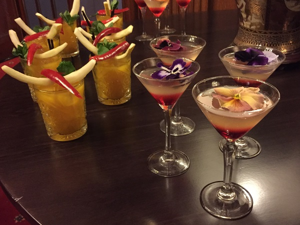 Celtic Manor - Cen Cocktails