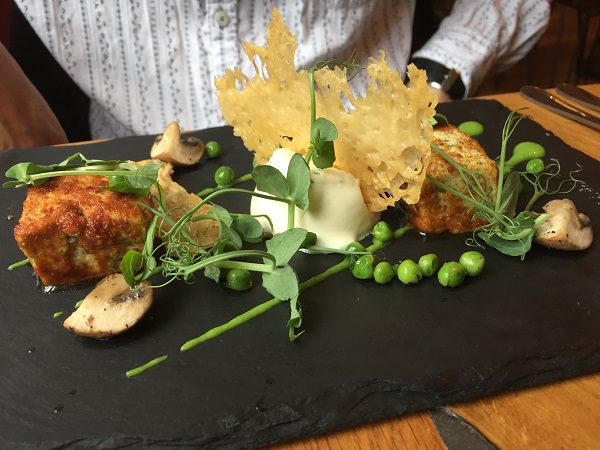 The Square Kitchen - Chicken Mousse