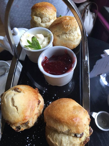 Browns Afternoon Tea Scones