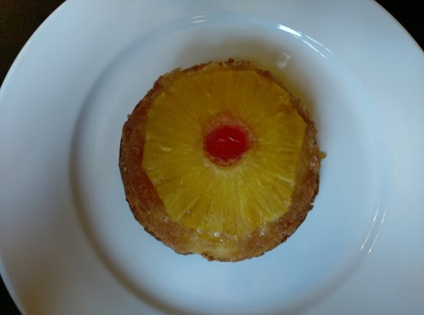 Hotel du Vin - Pineapple Upside Down CAke