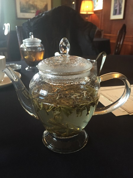 Historical Dining Rooms Afternoon Tea - Jasmine Tea