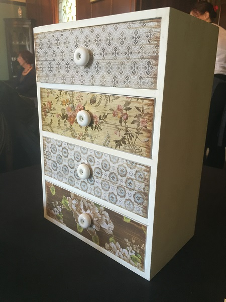 Historical Dining Rooms Afternoon Tea - Serving Drawers