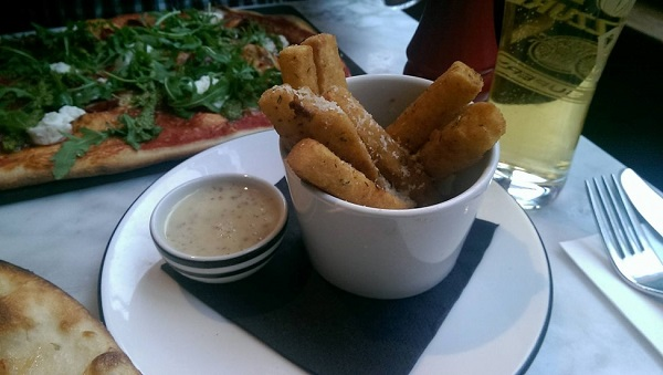 Pizza Express Clifton Village - Polenta Chips