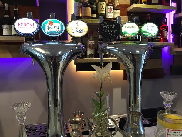 The Nook - Draught Beers