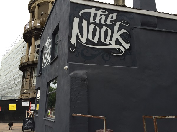 The Nook - Exterior