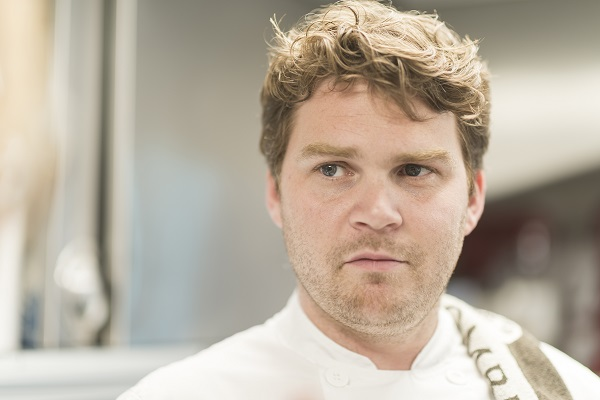 Josh Eggleton Great British Menu