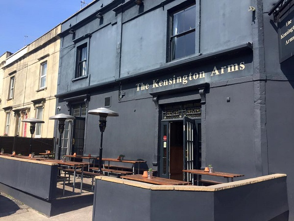 Image from The Kensington Arms Facebook page