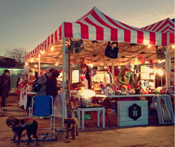 Harbourside Christmas Market