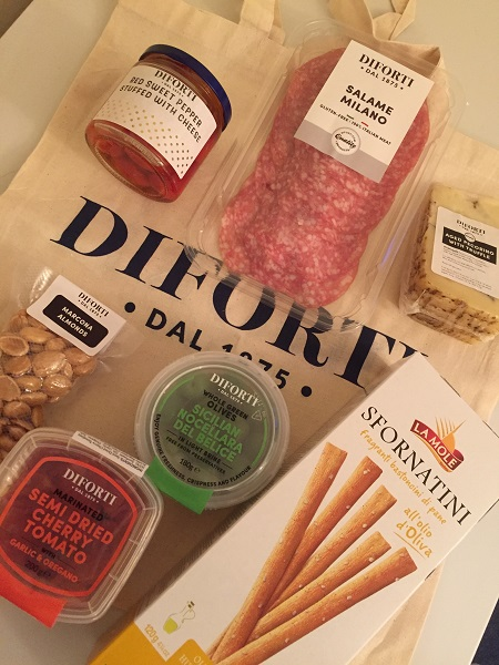 Diforti Classic Antipasti Box 1