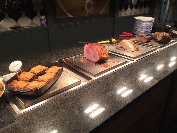 Henbury Arms - Carvery Meats