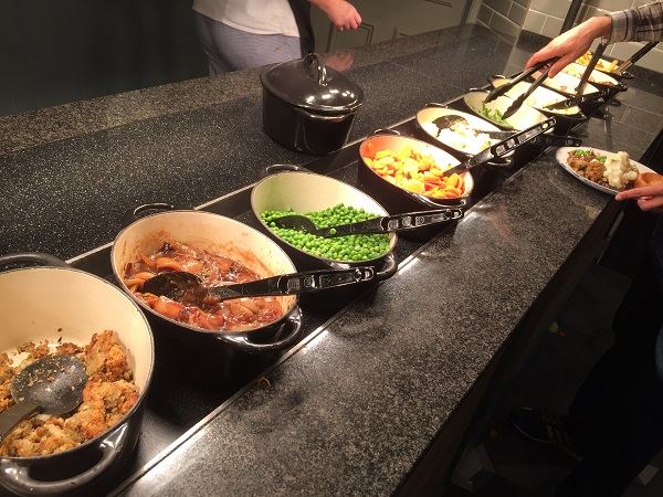 Henbury Arms - Carvery Veg