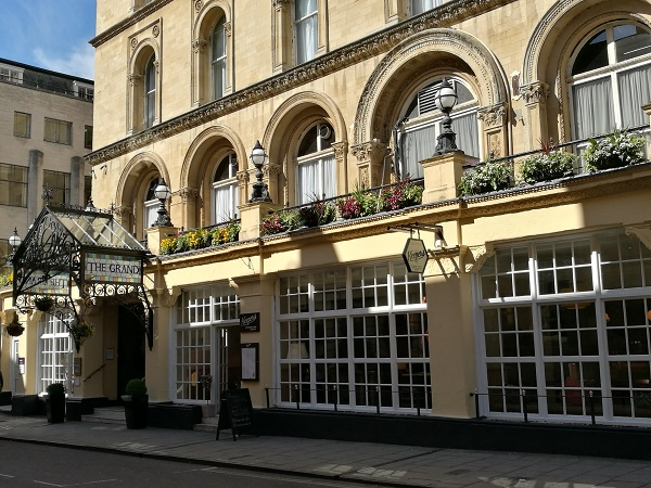 Mercure Bristol Grand - Exterior