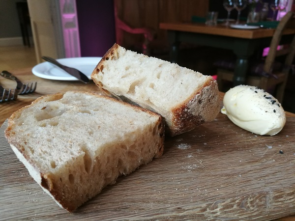 Backwell House - Bread