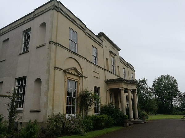 Backwell House - Exterior
