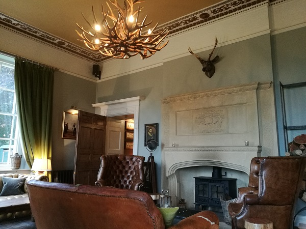 Backwell House - Lounge
