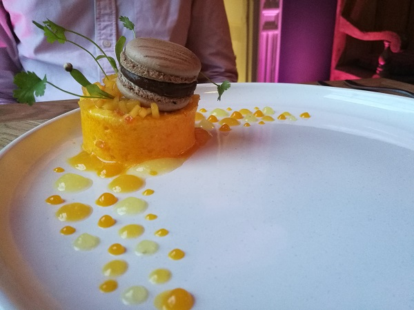 Backwell House - Mango Parfait