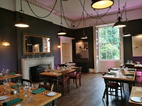 Backwell House - Restaurant
