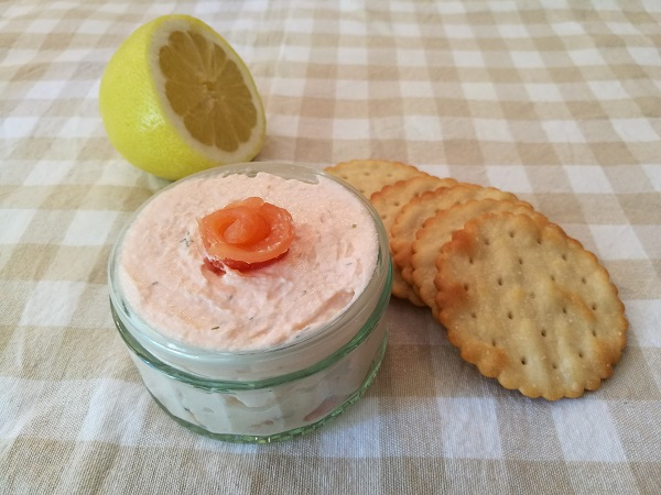 Slimming World syn-free smoked salmon pate