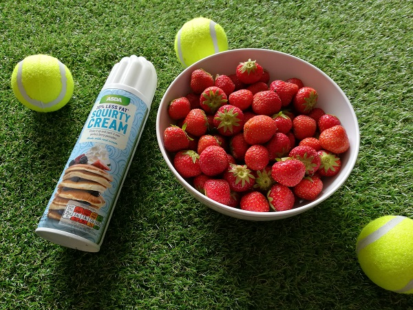 Wimbledon - Strawberries and Cream