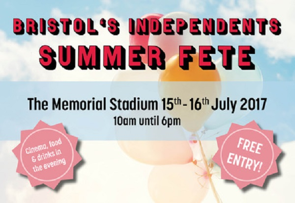 Bristol's Independents Summer Fete