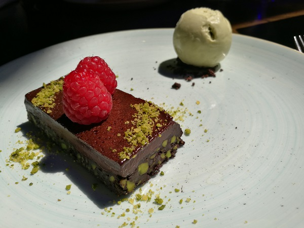 The Jetty Sunday Lunch - Chocolate Tart