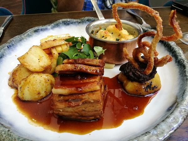 The Jetty Sunday Lunch - Pork