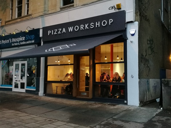 Pizza Workshop Clifton - Exterior