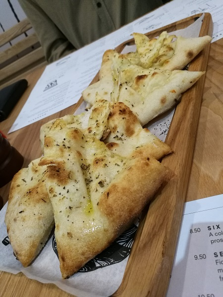 Pizza Workshop Clifton - Garlic Bread