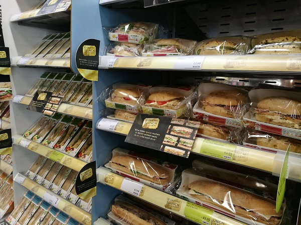 M&S Great Lunch Giveaway