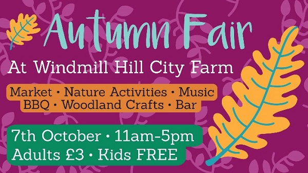 Windmill Hill City Farm Autumn Fair