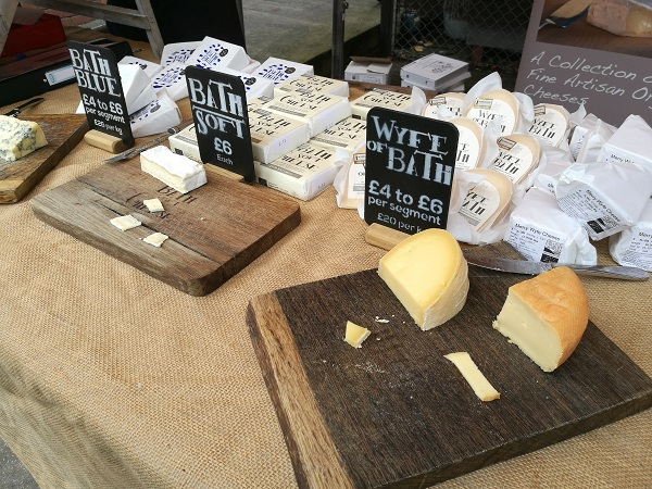 Tobacco Factory Market - Bath Soft Cheese