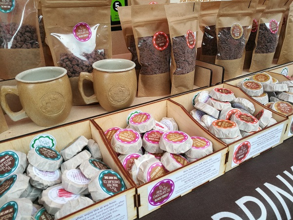 Tobacco Factory Market - Pip's Real Hot Chocolate Co