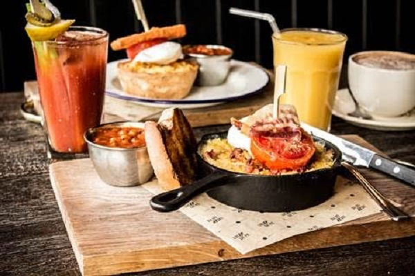 Pieminister Bottomless Brunch