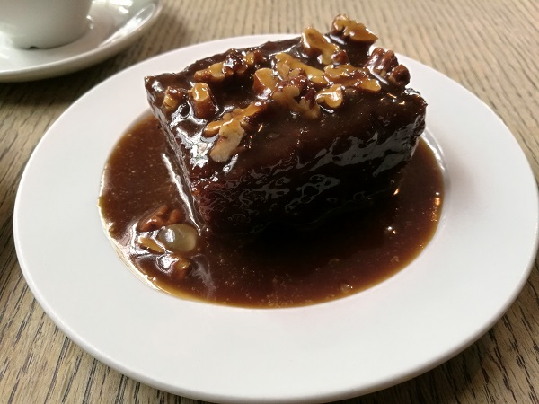The Grace - Sticky Toffee Pudding