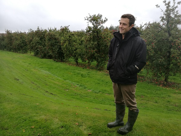 Thatchers Cider - Orchard Manager Chris