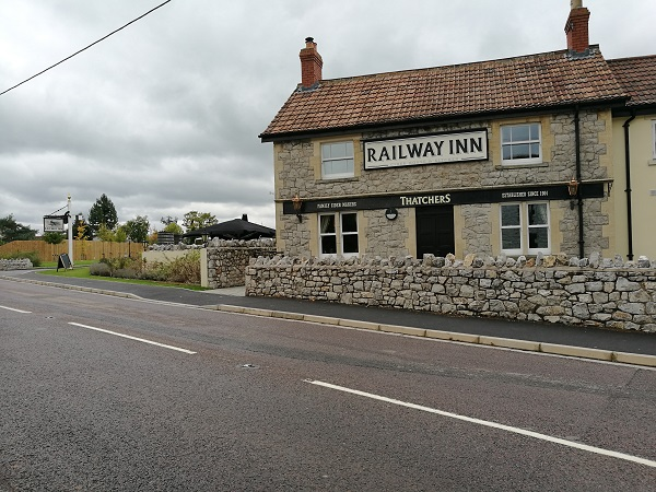 The Railway Inn, Sandford - Exterior