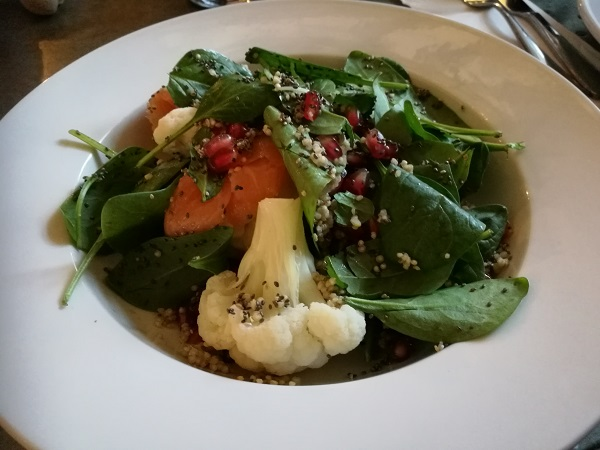 George Inn, Abbots Leigh - Superfood Salad