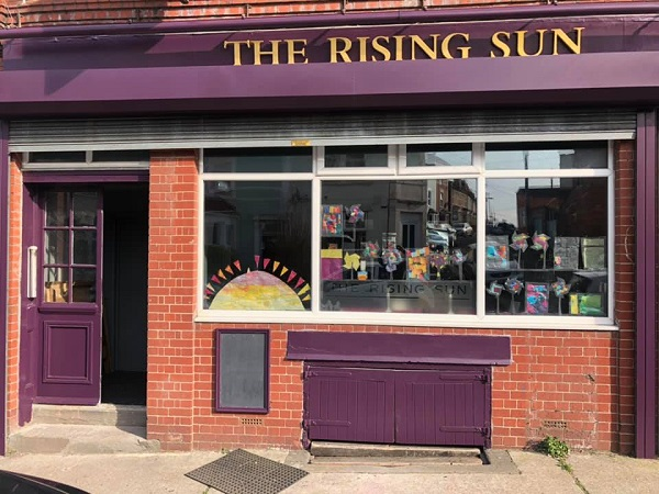 Rising Sun Windmill Hill