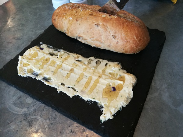 The Florist - Lavender Honey and Sunflower Bread