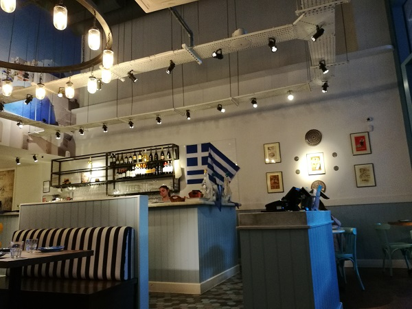 The Real Greek, Cabot Circus: Review - Bristol Bites