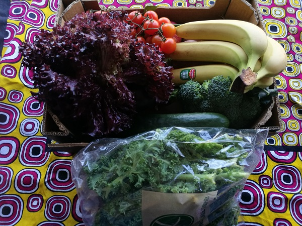 Hugo's Greengrocer North Street Veg Box 1
