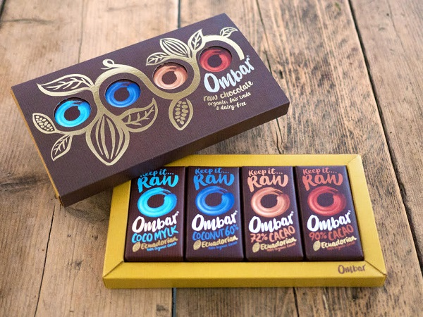 Ombar Chocolate Gift Box