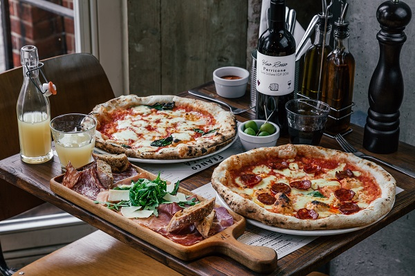 Franco Manca and Uber Eats to donate £1 from each order to Fareshare