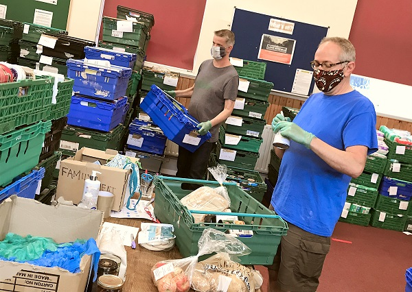 Worrying stats from Bristol and South Glos foodbanks