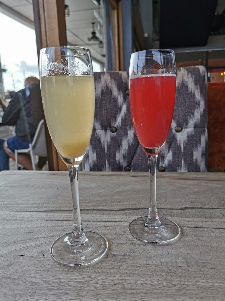 Pitcher & Piano Bristol Bottomless Brunch - Bellinis